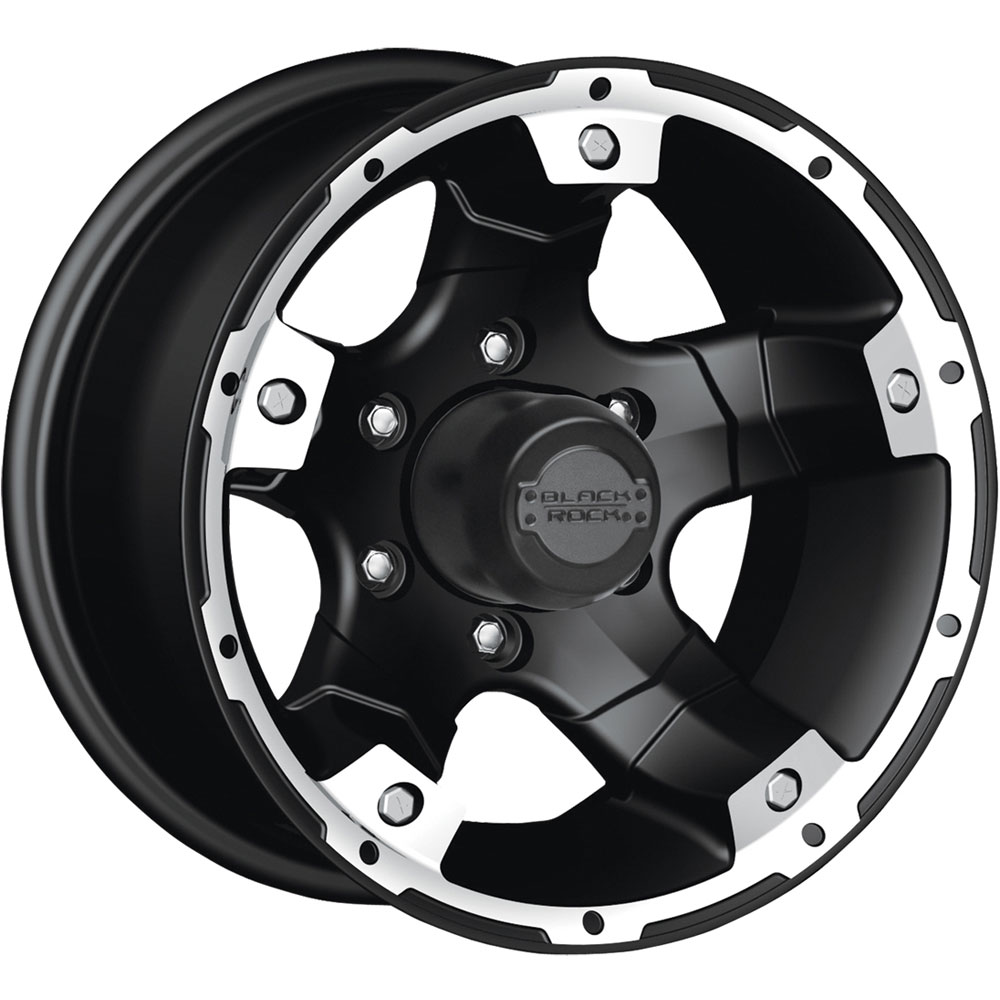 Black Rock - 900B Viper Alloy